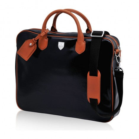 North Bay Briefcase:  by PARK Accessories