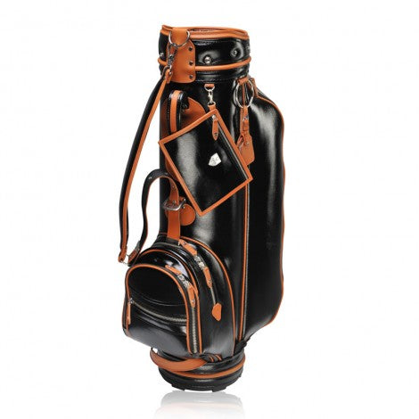 Garnet Golf Bag with Cover: Golf by PARK Accessories