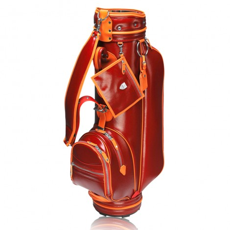 Garnet Golf Bag with Cover:  by PARK Accessories