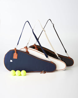 Temagami Tennis Racquet Cover: Tennis by PARK Accessories