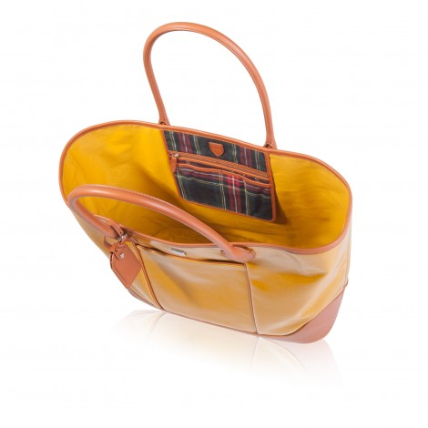 Woodlands Large Tote:  by PARK Accessories