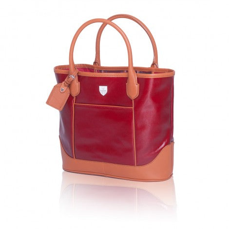 Woodlands Small Tote: Bags & Luggage by PARK Accessories
