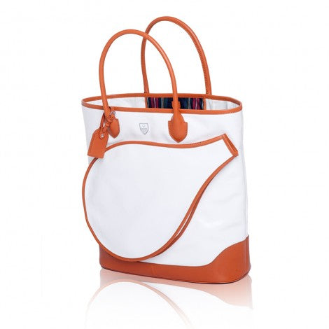 Kapuskasing Tennis Tote: Tennis by PARK Accessories