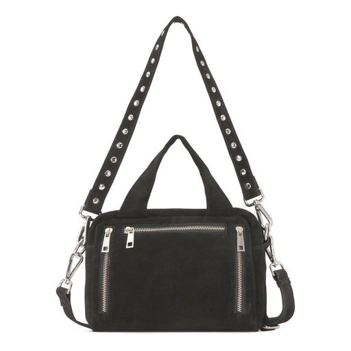 Núnoo Donna new suede Crossbody Black