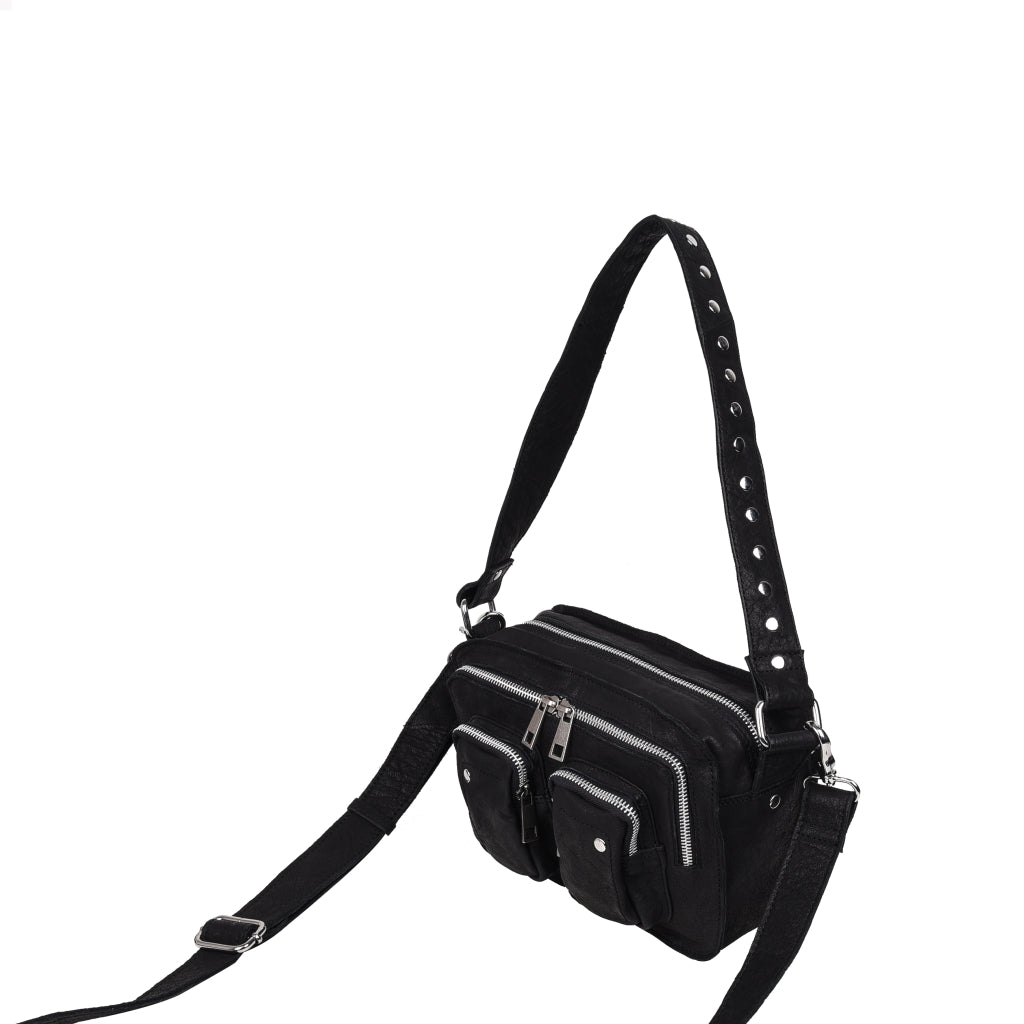 Núnoo Ellie urban black Crossbody Black