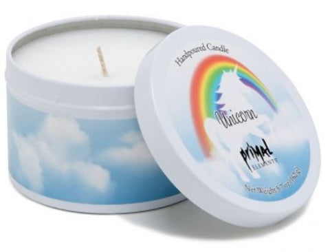 Primal Elements Candle in Tin, Unicorn - Bizzy Lizzy