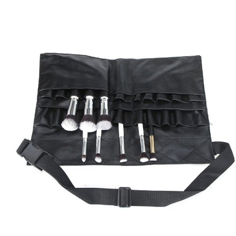 Professional Makeup Brush Belt Case & Apron - Bizzy Lizzy