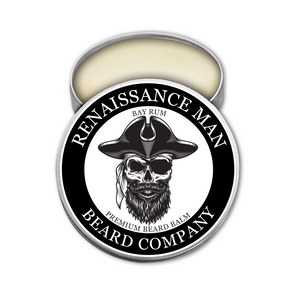 Bay Rum Beard Balm 2 oz. Tin - 0013