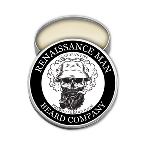 Grandpa's Pipe Beard Balm 2 oz. Tin - 0012