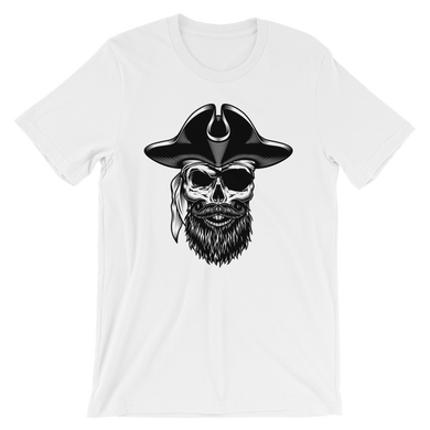 Bay Rum Short-Sleeve Unisex T-Shirt