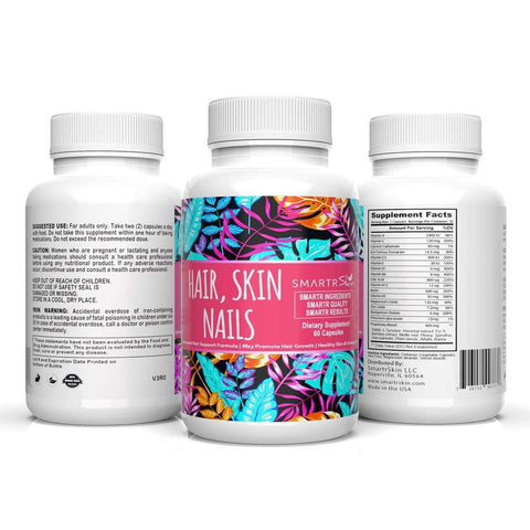 Image of BIOTIN Hair Skin & Nails