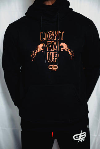 """No Need for a Mask"" Hoodie"