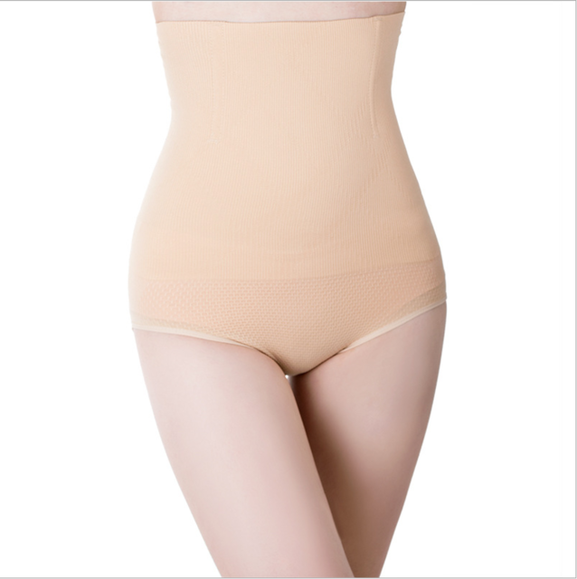 High Waist Shaping Panties Breathable Body Shaper Slimming Tummy Underwear panty shapers