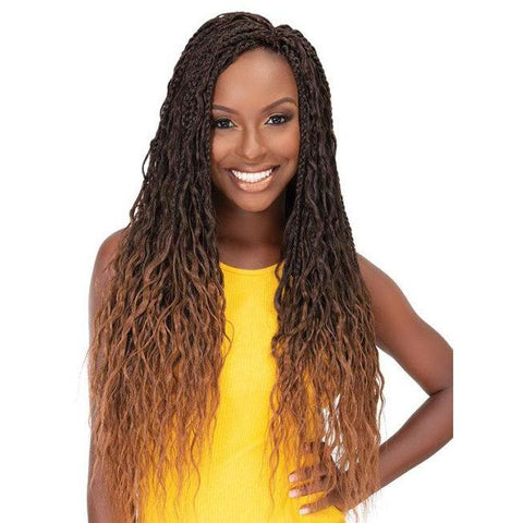 Janet Collection Messy Box Braid