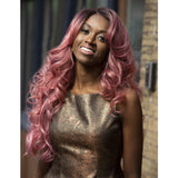 Zury Sis Invisible Top Part Lace Wig – Ari 24""