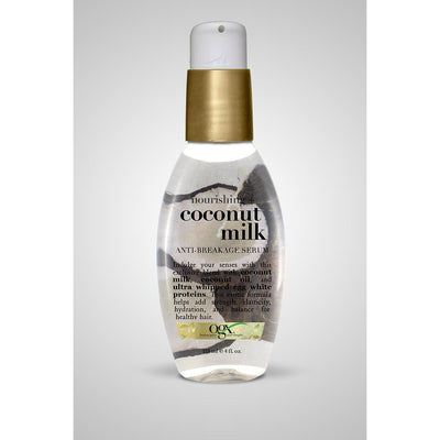 OGX Nourishing Coconut Milk Anti-Breakage Serum 4 OZ