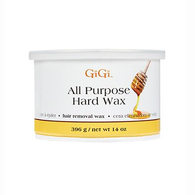GiGi All Purpose Hard Wax Hair Removal Wax 14 OZ