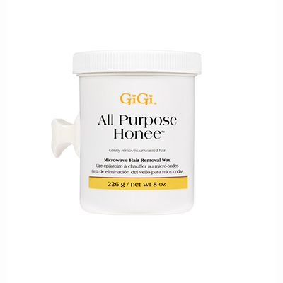 GiGi All Purpose Honee Microwave Hair Removal Wax 8 OZ