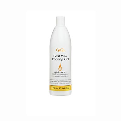 GiGi Post Wax Cooling Gel Skin Refresher 8 OZ