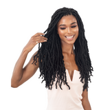 FreeTress Synthetic Braids - 3X Nikki Loc 18""