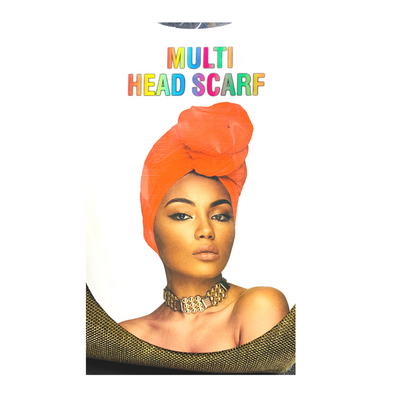 Crystal Collection Multi Head Scarf