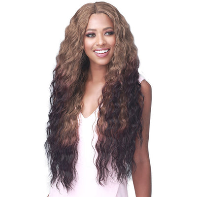 Bobbi Boss Synthetic MediFresh HD Lace Front Wig - MLF509 Willow