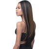 "Bobbi Boss Synthetic Lace 4.5"" Deep Part Lace Front Wig - MLF560 Suzie"
