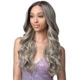 Bobbi Boss Synthetic HD Ultra Scalp Illusion Lace Front Wig - MLF473 Taren