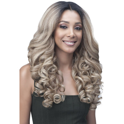 Bobbi Boss Free Position Synthetic Lace Front Wig - MLF314 Roxie