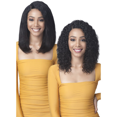 Bobbi Boss Wet & Wavy 100% Human Hair 360° Lace Wig - MHLF420 Annika