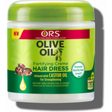 ORS Olive Oil Fortifying Creme Hair Dress w/ Castor Oil 6 OZ
