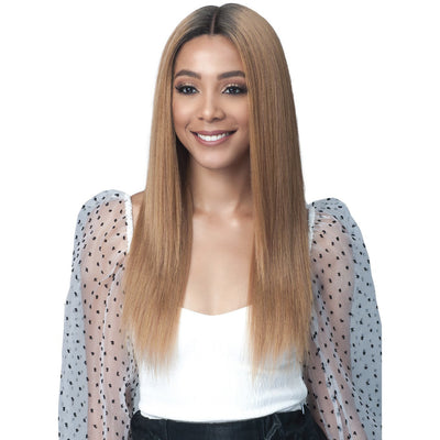 Bobbi Boss Synthetic Free Position Lace Front Wig - MLF341 Helene