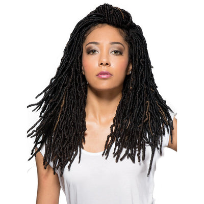 Bobbi Boss Synthetic Braids - 2X Nu Locs 24""