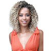 Bobbi Boss Synthetic Brazilian Crochet Braids - 2X Beach Wave 8""