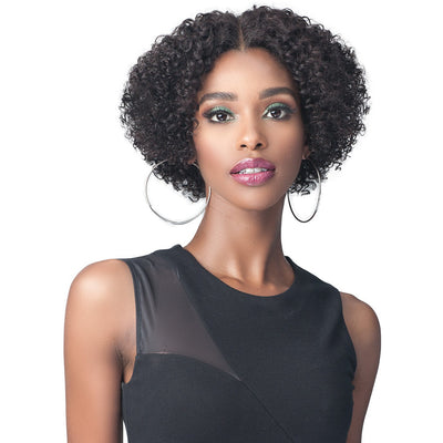 Bobbi Boss 100% Unprocessed Human Hair Lace Front Wig - MHLF424 Jazzie