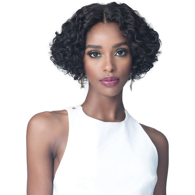 Bobbi Boss 100% Unprocessed Human Hair Lace Front Wig - MHLF425 Whitney
