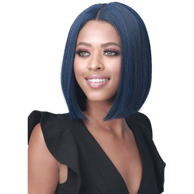 Bobbi Boss Synthetic Fierce Bob Lace Front Wig - MLF534 Willena