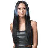 "Bobbi Boss Synthetic Lace 3.5"" Deep Part Lace Front Wig - MLF460 Alecta"