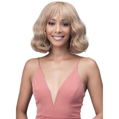Bobbi Boss Soft Bang Series Synthetic Wig - M481 Karina