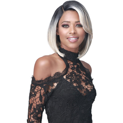 Bobbi Boss Synthetic Lace Front Wig - MLF468 Karline