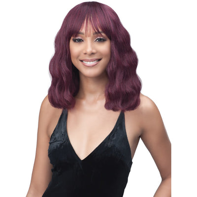 Bobbi Boss Soft Bang Series Synthetic Wig - M482 Alexa