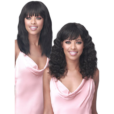 Bobbi Boss Wet N Wavy 100% Human Hair Wig - MH1290 Rochelle