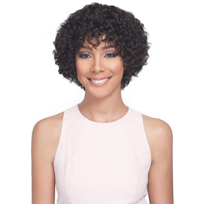 Bobbi Boss 100% Human Hair Wig – MH1266 Cardi