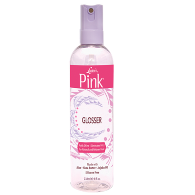 Luster's Pink Glosser Spray 8 OZ