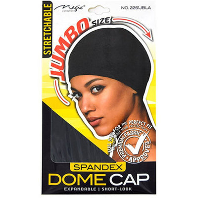 Magic Spandex Dome Cap NO.2251JBLA