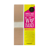 Magic Collection Swiss Lace Center Patching Wig Band #2292BLO