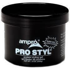 Ampro Pro Styl Protein Styling Gel Super Hold 10 OZ