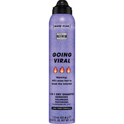 Mane Club Going Viral 3-in-1 Dry Shampoo 4.3 OZ