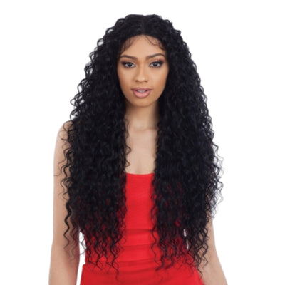 FreeTress Equal Synthetic Lace Front Wig – Freedom Part Lace 404