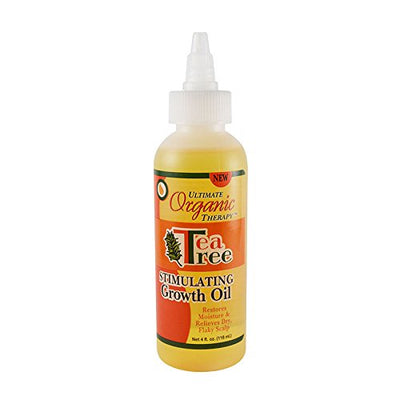 Africa's Best Originals Tea Tree Oil Stimulating Growth Oil 4 OZ
